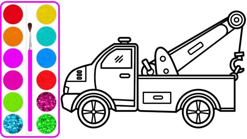 Tổng hợp những bức tranh tô màu con hạc đẹp nhất cho bé yêu