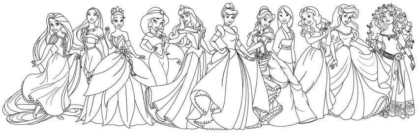 Disney Princesses-Art-Disney-13