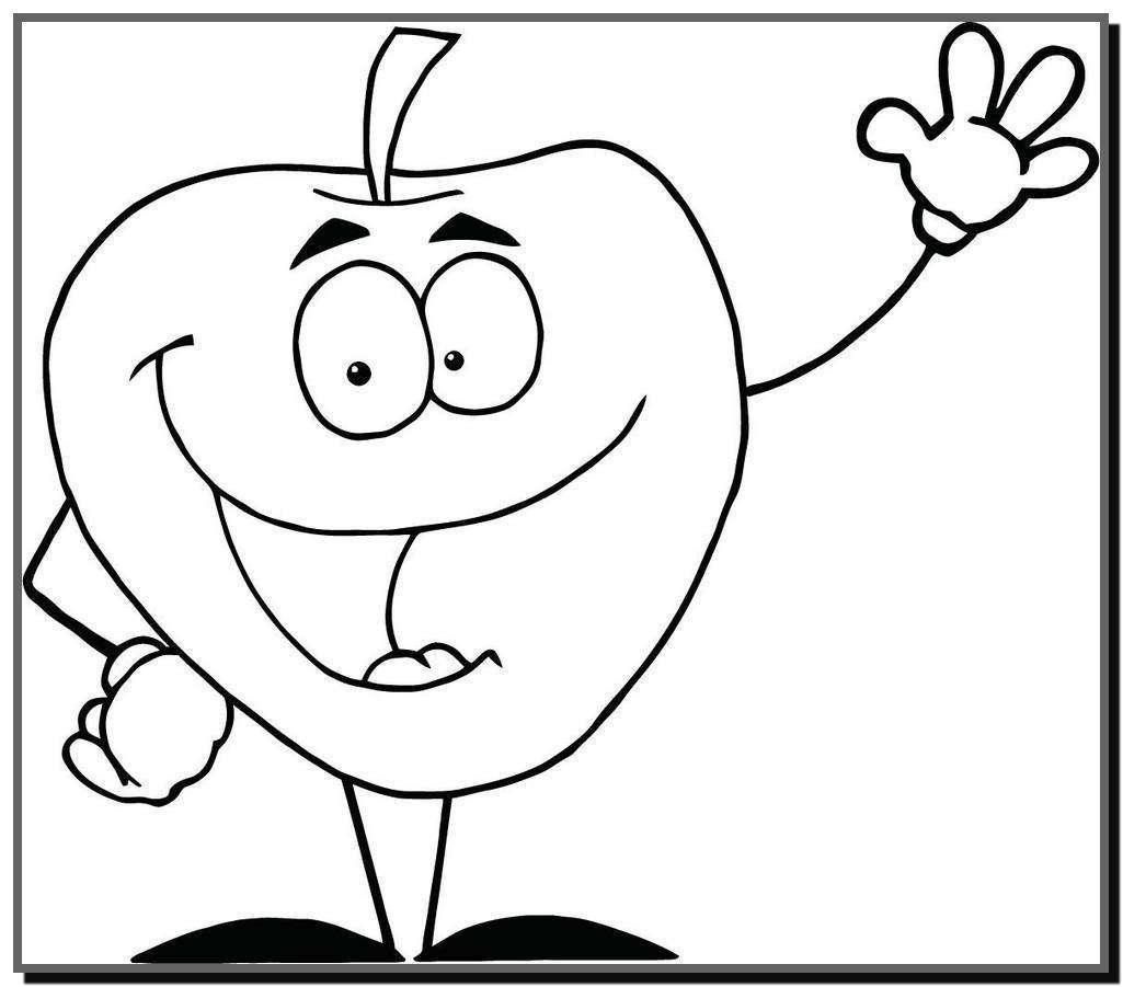 Tổng hợp tranh tô màu quả táo đẹp nhất cho bé mỗi ngày