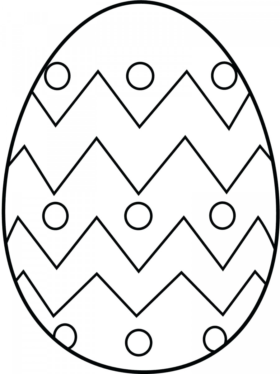 Tuyển tập những quả trứng tô màu đẹp nhất cho bé