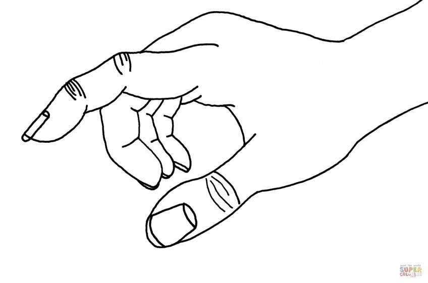 Tuyển tập những bức tranh tô màu bàn tay đẹp nhất cho bé