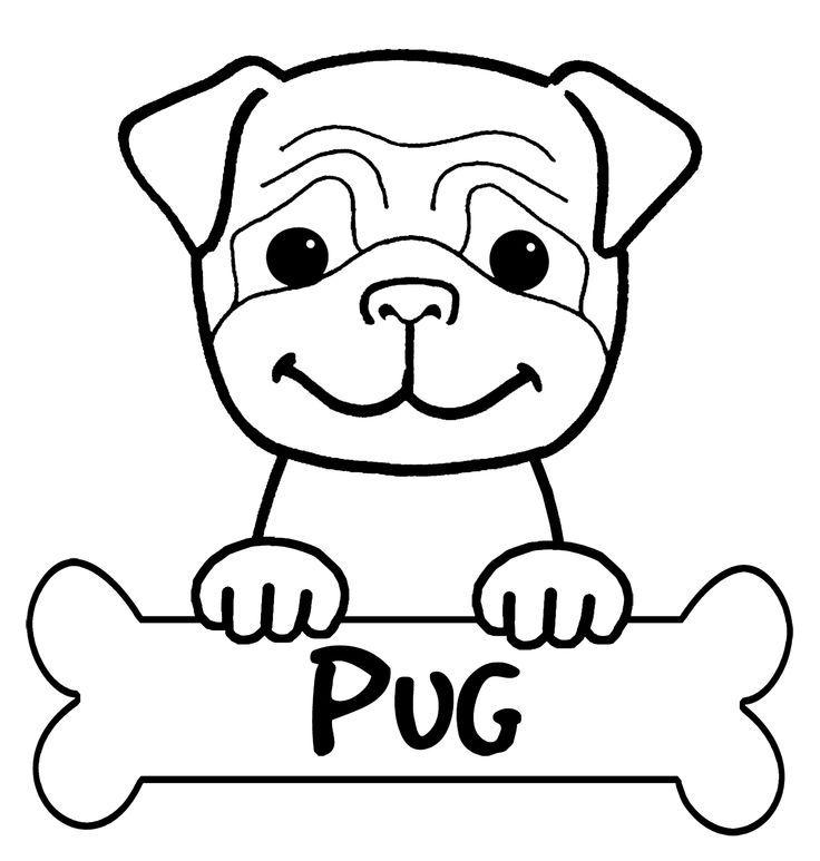 Tuyển tập tranh tô màu con chó đẹp nhất