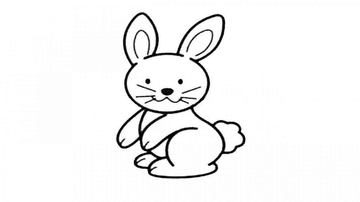Bộ sưu tập tranh tô màu con thỏ đẹp