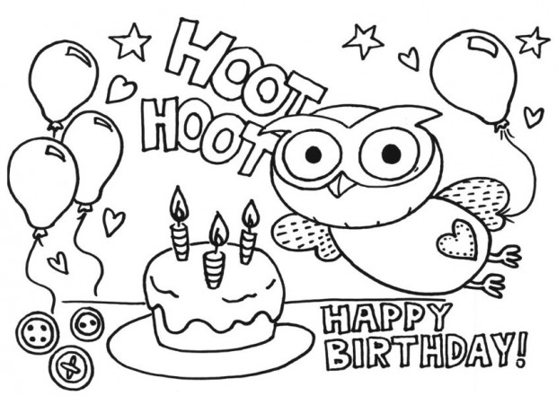 Happy-cake-to-be-happy-birthday cake