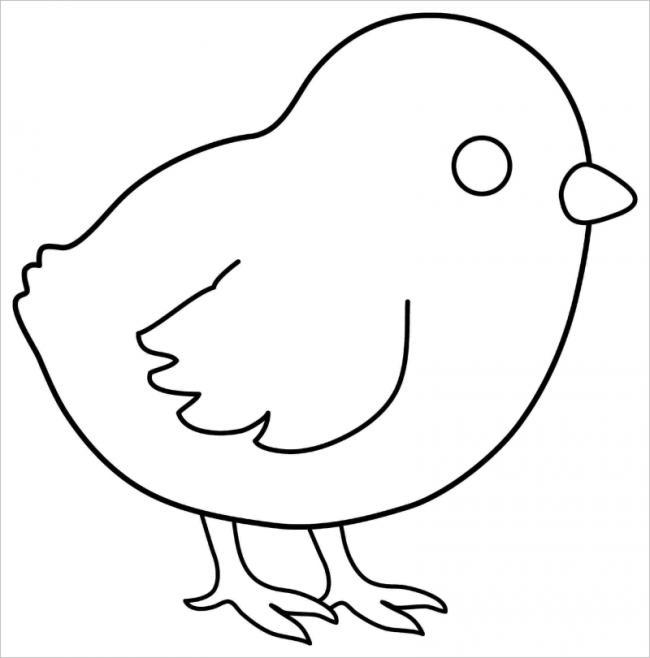 Tuyển tập tranh tô màu con vịt đẹp nhất