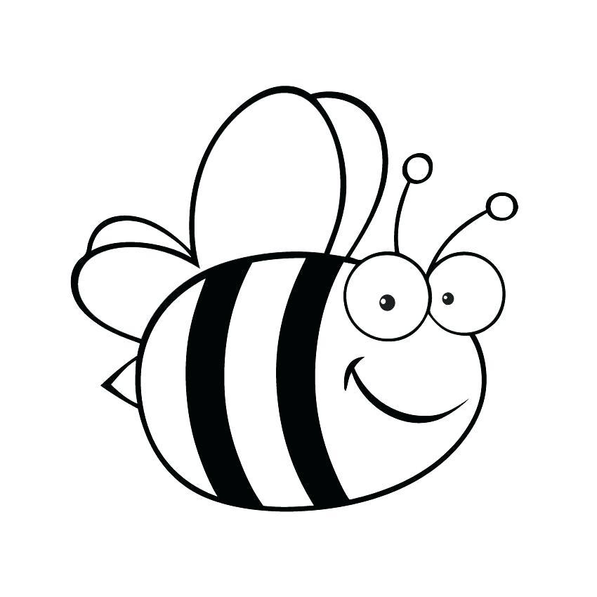 Bộ sưu tập tranh tô màu con ong đẹp